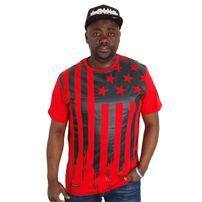 Cayler & Sons Black Label V$A Tee Red
