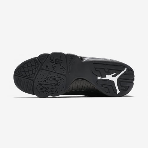 Air Jordan Retro 9 Anthracite Black/White Shoe