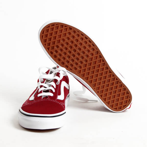 Cipo Vans UA Old Skool Rumba Red