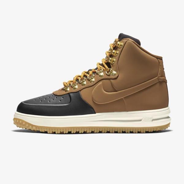 Cipo Nike Lunar Force 1 ´18 Duckboot Shoes Black