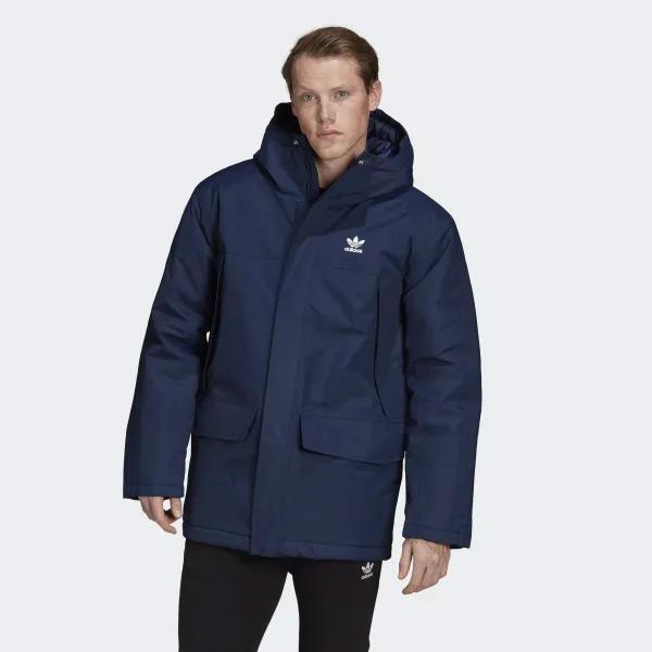 Adidas Parka Padded Jacket Navy Gangstagroup.hu Online