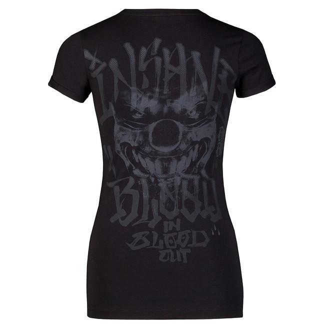 Blood In Blood Out Blood Magenta Harlekin D-T-Shirt