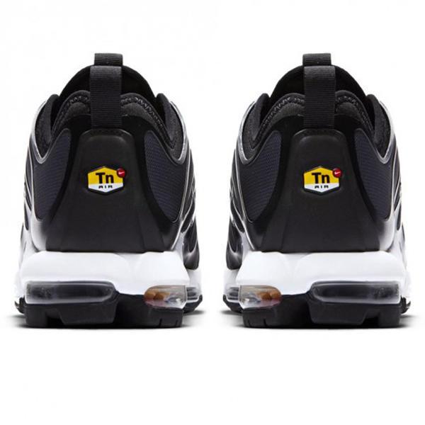 Cipők Nike Air Max Plus TN Ultra Shoe Black Metallic Silver Wolf Grey White
