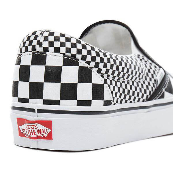 VANS Old Skool Mix Checker Black True VA38F7Q9B