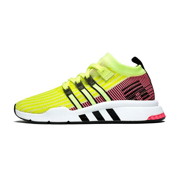 Cipö Adidas EQT Support Mid ADV Primekit Glow Black