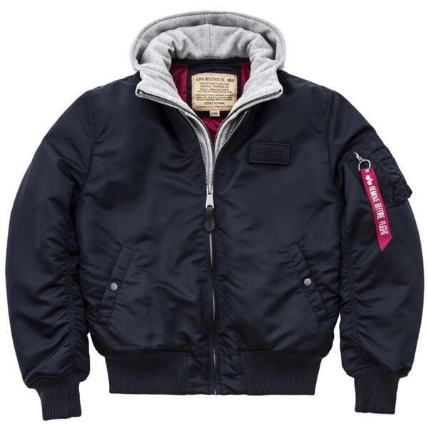 Alpha Industries MA-1 D-Tec Jacket Rep Blue - Gangstagroup.hu ... a872571621
