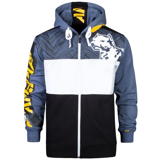 Amstaff Torac Ziphoodie - Gangstagroup.hu - Online Hip Hop Fashion Store 49d2861b22