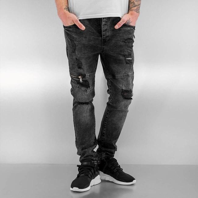 Bangastic Edmund Slim Fit Jeans Grey - Gangstagroup.hu - Online Hip ... fa1bdd387a