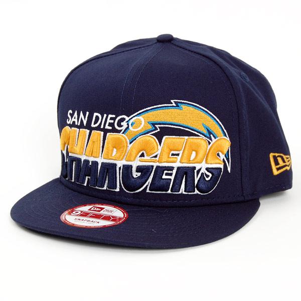New Era 9fifty Tm Horizon San Diego Chargers Navy