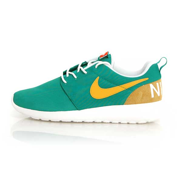 Nike Roshe One Retro Lucid Green Vivid Sulfur Sail 819881