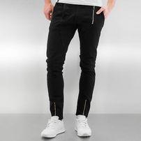 2Y Bolton Skinny Jeans Black