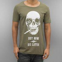 2Y Buy Now T-Shirt Khaki