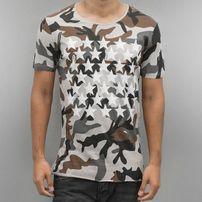 2Y Camo Stars T-Shirt Beige
