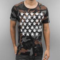 2Y Camo Stars T-Shirt Black