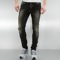 2Y Cascais Skinny Jeans Black