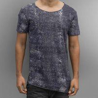2Y Color Blobs T-Shirt Navy