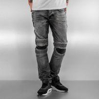 2Y Knee Slim Fit Jeans Grey
