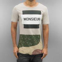 2Y Monsieur T-Shirt Beige