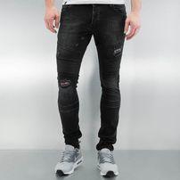 2Y Sintra Skinny Jeans Black