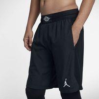 Šort Air Jordan Ultimate Flight Basketball Shorts Black Black