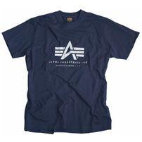 Férfi póló Alpha Industries Basic T-Shirt Navy