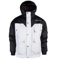 Amstaff Conex Winterjacke 2.0 - schwarz/weiß