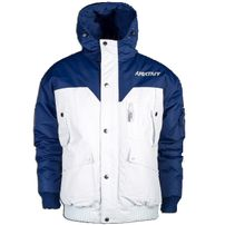 Téli Kabát Amstaff Conex Winterjacket Navy White