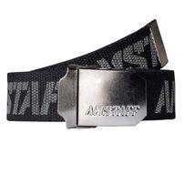 Amstaff Fabric Belt Black