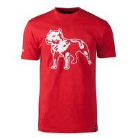 Amstaff Logo Shirt - rot