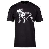 Amstaff Logo Shirt - schwarz