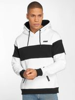 Ataque / Hoodie Ferrol in white
