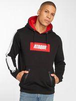 Ataque / Hoodie Mataro in black