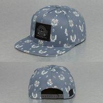 Bangastic Logo Snapback Cap Blue