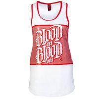 Blood In Blood Out Blood Logo Women Tanktop - weiß