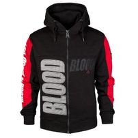 Blood In Blood Out Clean Blood Zip Hoodie