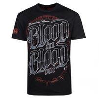 Pólo Blood In Blood Out Emblema  T-Shirt Black