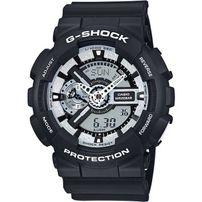 Casio G-Shock GA 110BW-1A (411)