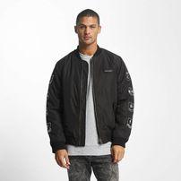 Cavallo de Ferro / Bomber jacket Stereo in black