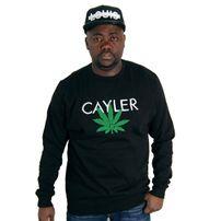 Cayler & Sons Cayler Crewneck Black Green