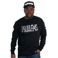 Cayler & Sons Ninetynine Crewneck Black White