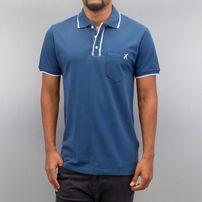 "Cazzy Clang ""B-Ware* Damp II Polo Shirt Blue"