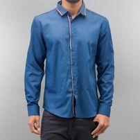 """Cazzy Clang """"B-Ware* Renjo Shirt Blue"""