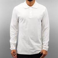 Cazzy Clang Classic LS Polo Shirt White