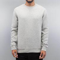 Cazzy Clang Quilt Sweatshirt Grey