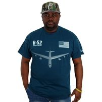 Pólo Cocaine Life B52 T-shirt Midnight Navy