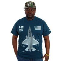 Pólo Cocaine Life F16 T-shirt Midnight Navy