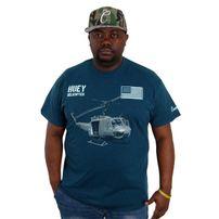 Pólo Cocaine Life HUY T-shirt Midnight Navy