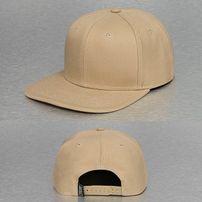 Cyprime Basic Snapback Cap Khaki