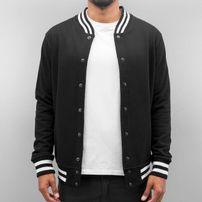 Cyprime College Jacket Black