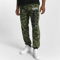 Dangerous DNGRS / Sweat Pant Unexpected in camouflage
